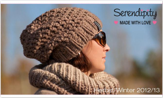 Neue Herbst/Winter-Kollektion für 2012/13 von Serendipity - Made with Love