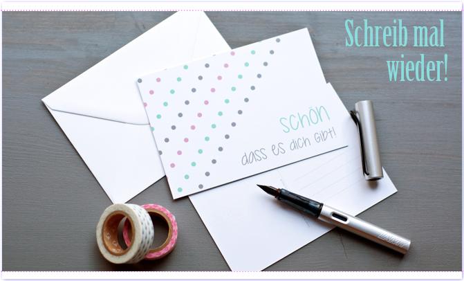 Postkarten Deluxe – Serendipity
