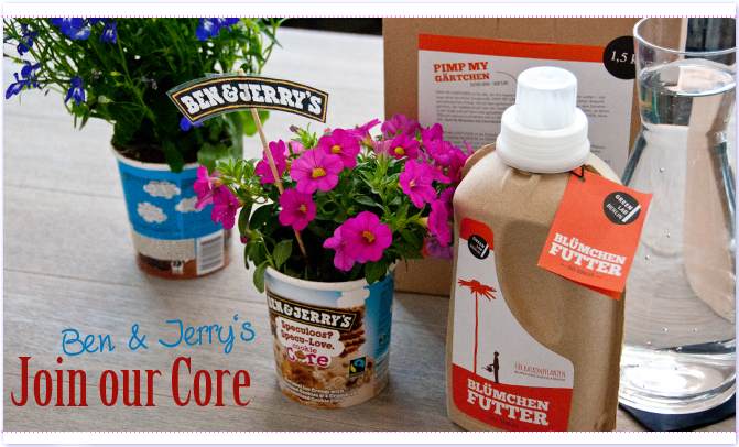 Join our core Ben & Jerry's