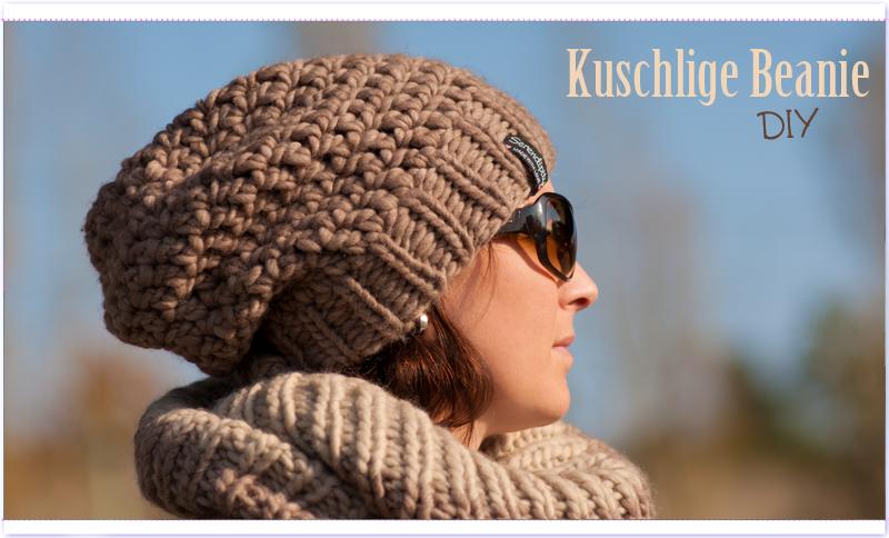 Anleitung Für Beanie Und Schal Aus Kuschliger Wolle Serendipity