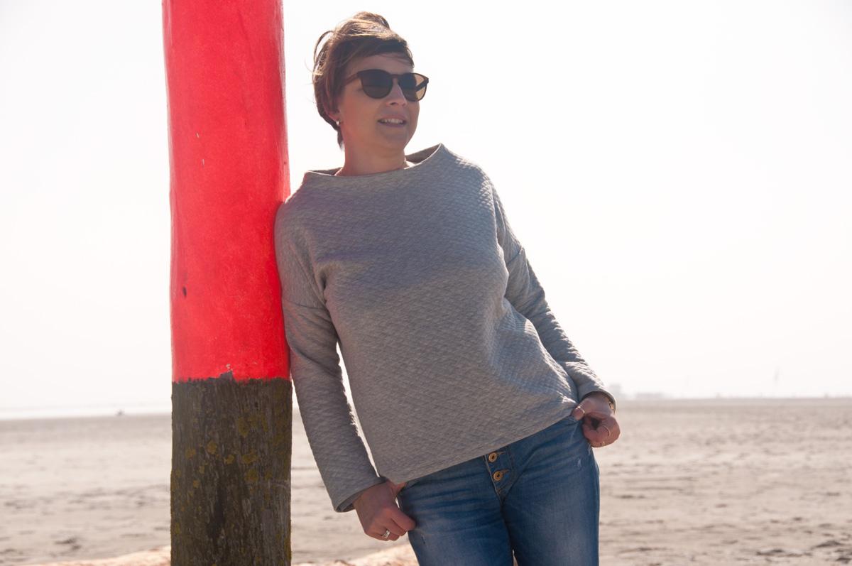 Mit Frau Nora an der Nordsee – Serendipity