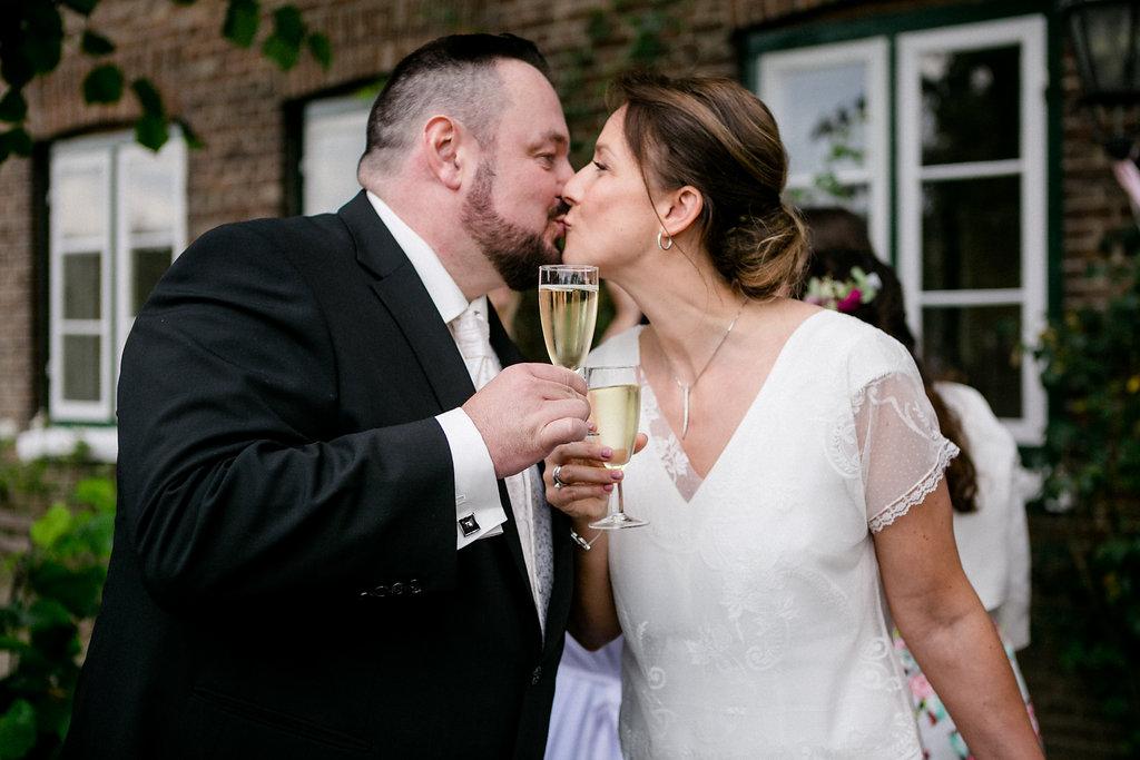 5 Fragen am Fünften August 2019 - Hochzeit
