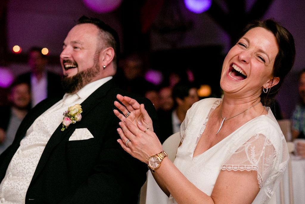 5 Ragen am Fünften August 2019 - Hochzeit